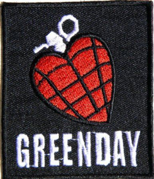 Green Day Patch 3